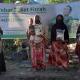 Tebar Zakat Fitrah di Desa Nisa